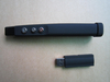 HDW-RS016B Wireless presenter with laser pointer